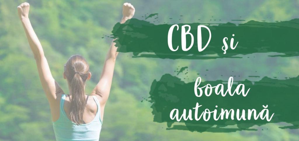 CBD si boala autoimuna