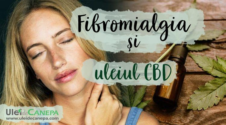 fibromialgie si CBD
